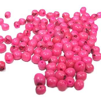 Baby-Samenperlen, Pink, 20g