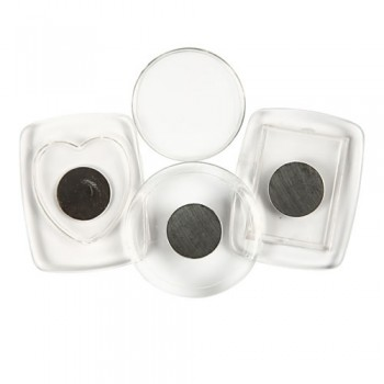 Kühlschrankmagnet, Größe 4,5-5,5 cm, 3 Stück