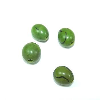 Samenperle, Cerebrito, Grün, 1 Stück
