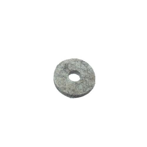 Filzscheibe, Rund, Hellgrau, 26mm, 1 Stück