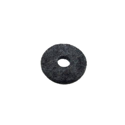 Filzscheibe, Rund, Dunkelgrau, 26mm, 1 Stück