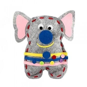 EasyKit Filz Elefant, 1 Stück