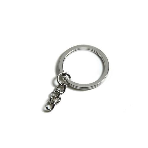 Schlüsselanhänger, Ring/Kette, 30mm, 1 Stück