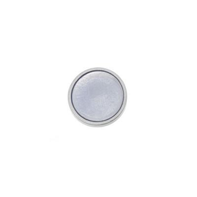 Aufsatz, Emaille, Helltürkis matt, 12mm