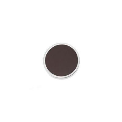 Aufsatz, Emaille, Schoko matt, 12mm