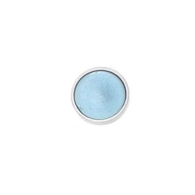 Aufsatz, Emaille, Petrol transparent, 20mm