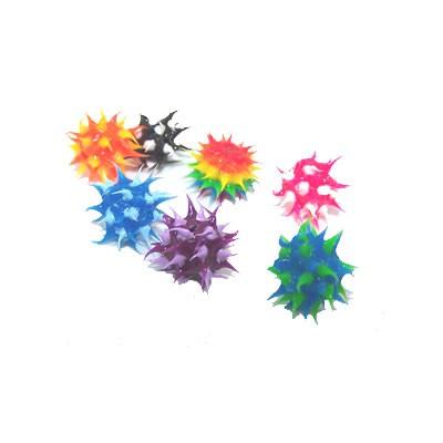 Gummiperlen, versch. Farben, Mix, 10mm, 1 Stück