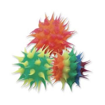 Gummiperlen, versch. Farben, Mix, 15mm, 1 Stück
