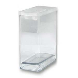 Flip-Top-Box, 34x28x13mm, 1 Stück
