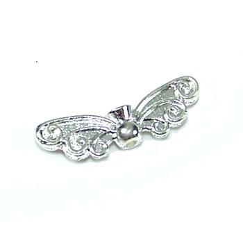 Elfenflügel, Silberfarben-Glänzend