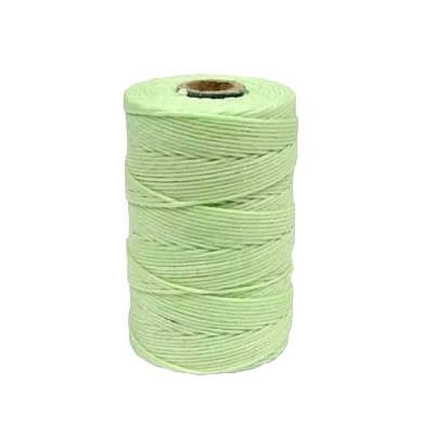 Irisches Gewachstes Leinen, Waxed Linen, Mintgrün, 4 ply, 5g