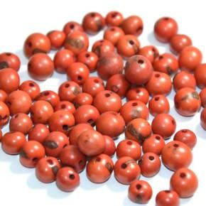 Samenperle, Acaiperle, Rot, 1 Stück