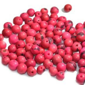 Samenperle, Acaiperle, Pink, 1 Stück