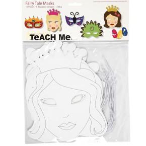 Teach ME®, Märchen-Masken, 16 Stück