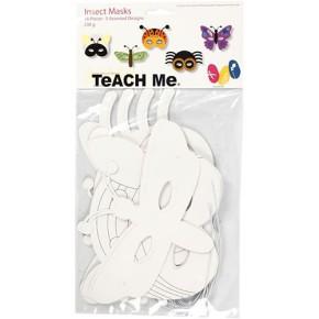Teach ME®, Instekten-Masken, 16 Stück