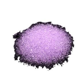 Microperlen, 0,6~0,8mm, Tr. Lilac, 20gramm in Tütchen