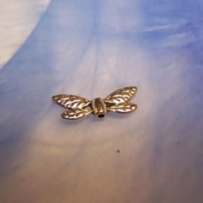 Libellenflügel, Silberfarben